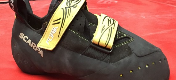 scarpa furia shoe review