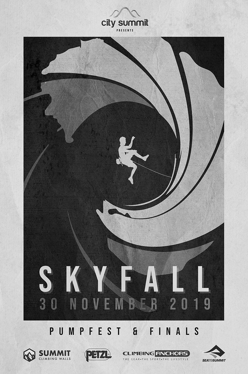skyfall climbing competition 2019